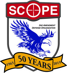 SCOPE 50th Logo Vector